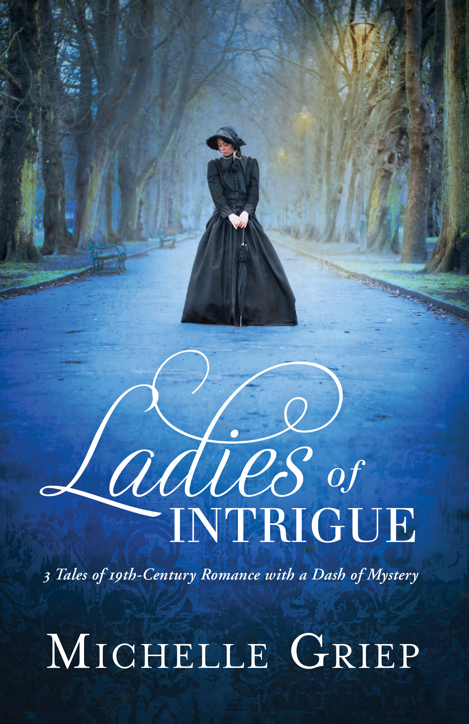Ladies of Intrigue Cover